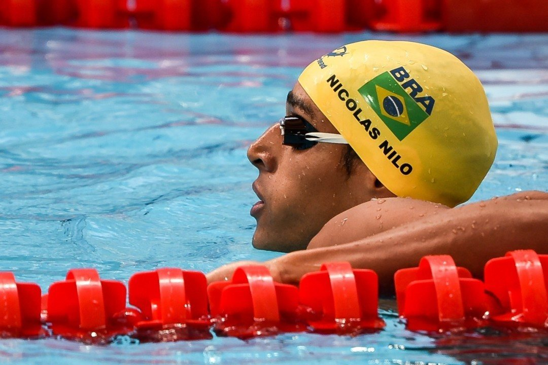 Oliveira Drops Sub-49 Second 100 Free at Metropolitan Trophy