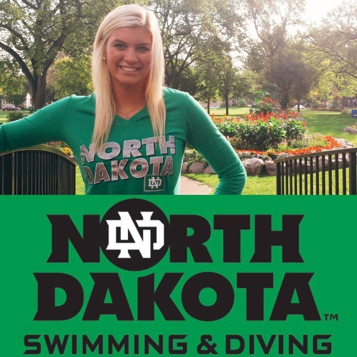 North Dakota Gets Verbal from Illinois Breaststroker Caily Friel