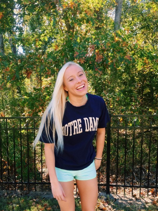 Notre Dame Lands Another High End Verbal: SwimMAC's Carolyn Kammeyer