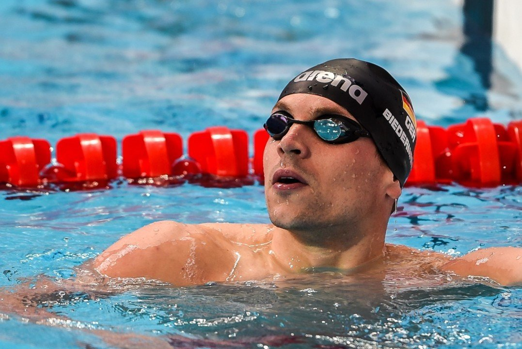Paul Biedermann criticizes German Swimming Federation (DSV)