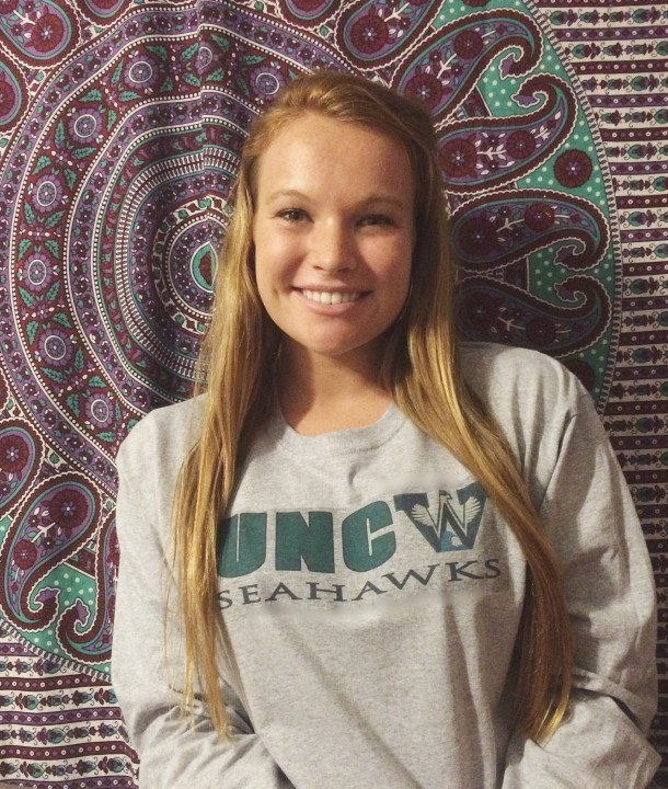 LTP Racing's Rebecca Groves Gives Verbal to UNCW
