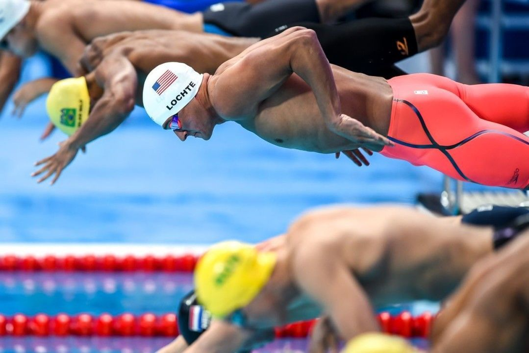 USA Swimming Announces Duel In The Pool Roster; No Phelps Or Ledecky