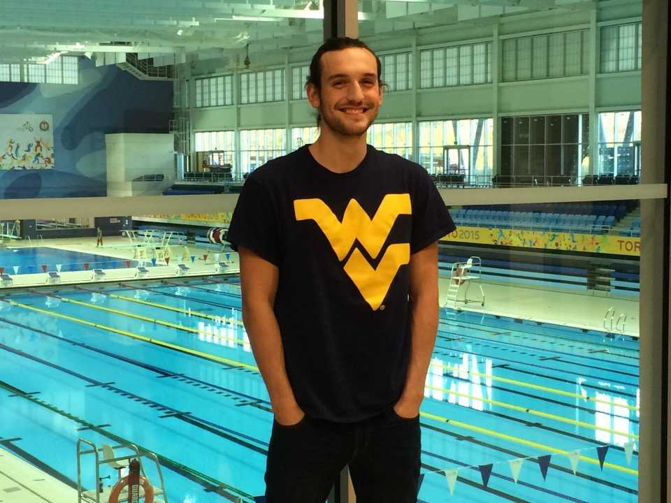 Canadian Record Holder Ryan Kelly Commits To West Virginia University
