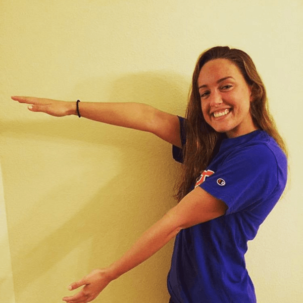 Florida Receives Verbal From Academy Aquatic Club's Maddy Conway