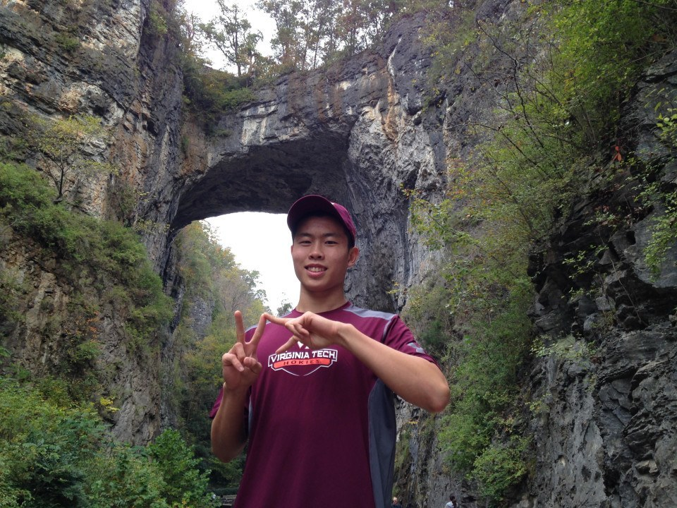 Simon Shi Will Continue Hokies' Breaststroke Depth