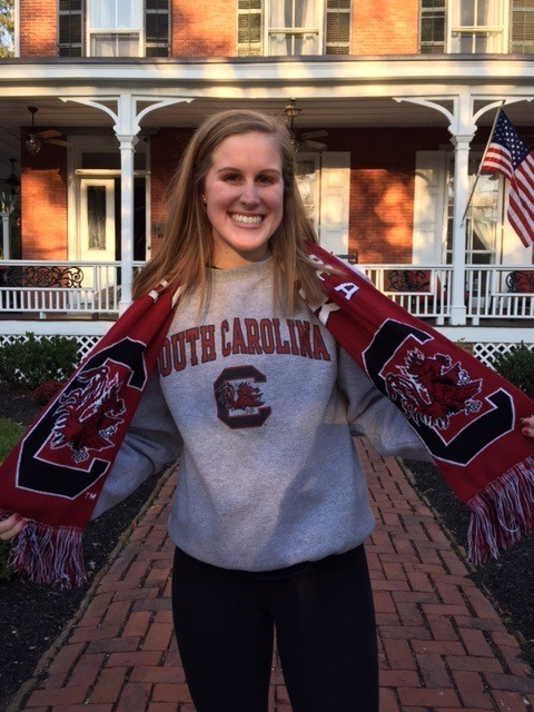 NCSA Finalist Emily Cornell Verbally Commits to Gamecocks