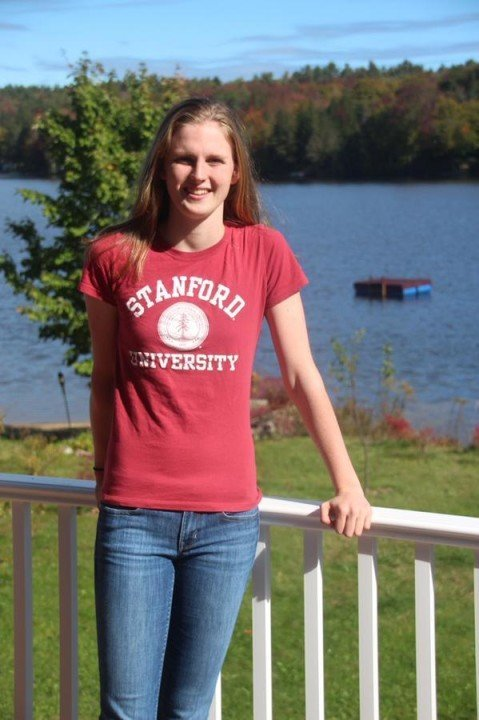Stanford Snags a Verbal from #11 Commit, Backstroker Erin Voss