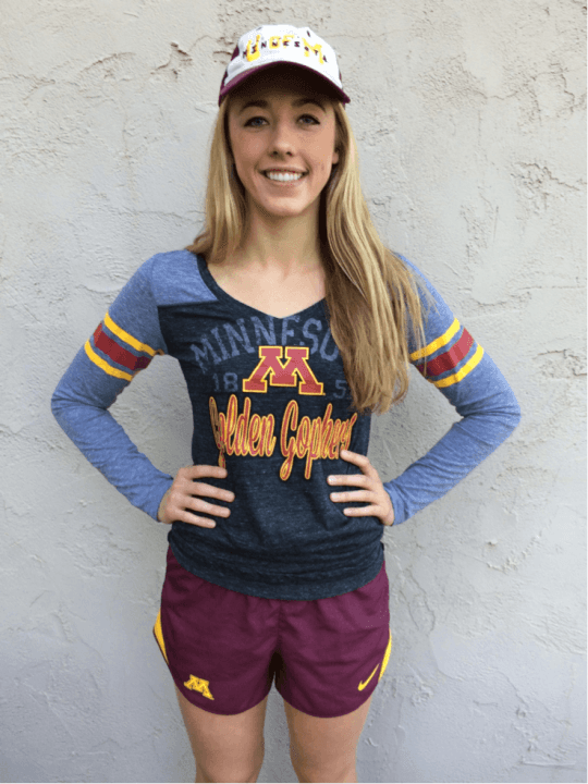 Double Event State Champ Tara Chapman Verbally Commits To Minnesota