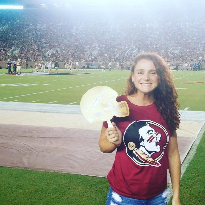 National Junior College Champ Tayla Lovemore Commits To Florida State