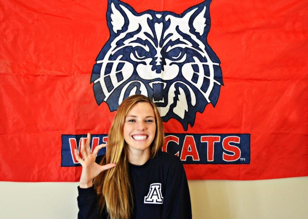 Three-Time Arizona State Champion Taylor Nations Commits to Wildcats