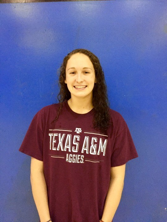 Louisiana Sprinter Amy Miller Commits to Texas A&M