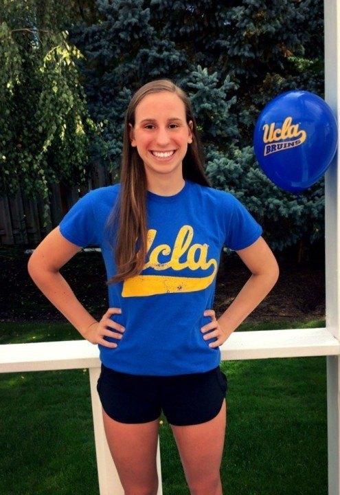 Sister Act: Mid-Distance Free/IMer Lisa Kaunitz to Join Sarah at UCLA