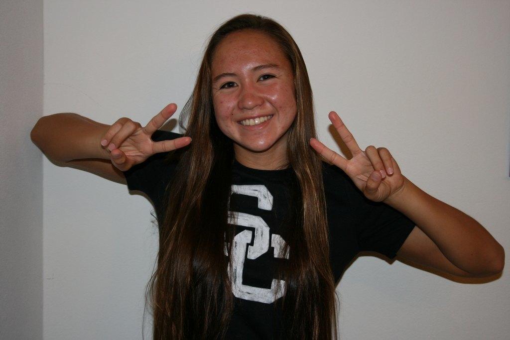 USC Trojans Score Local Butterfly OT Qualifier Catherine Sanchez