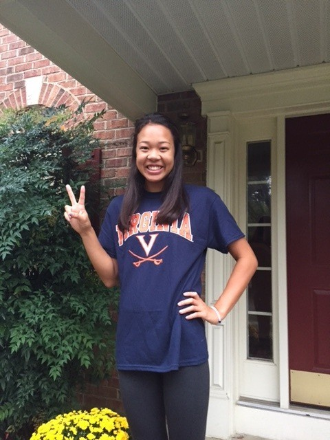 Maryland State Sprint Champ Morgan Hill Commits to Virginia