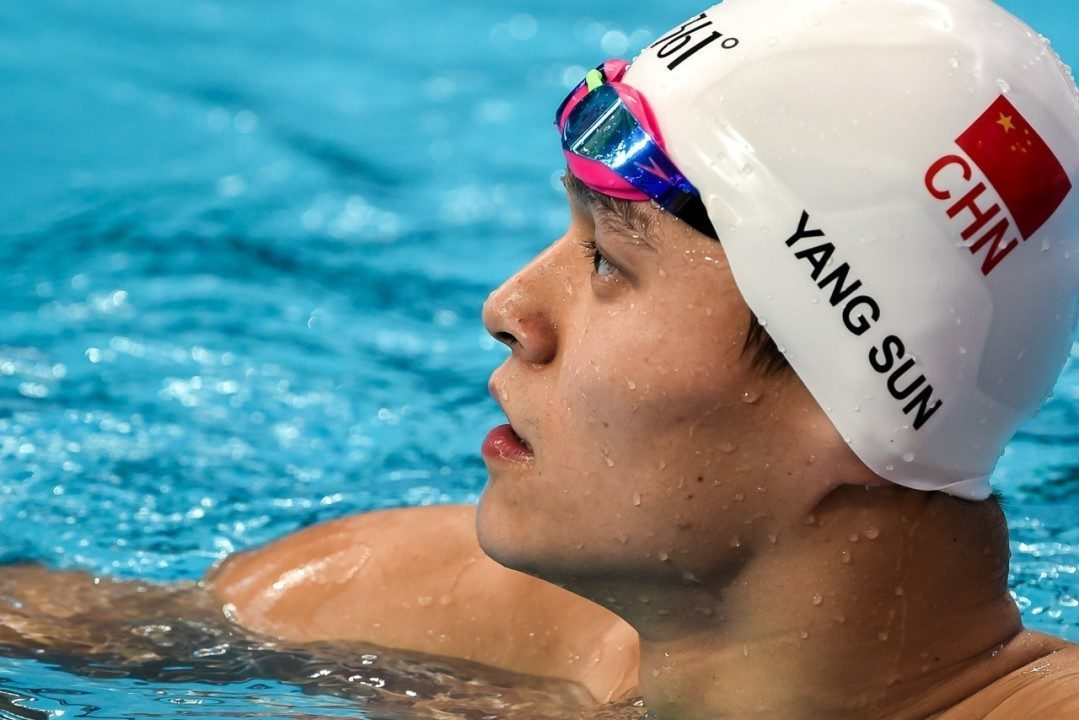 Chinese Olympic Trials Will Begin Sunday With No Sun Yang