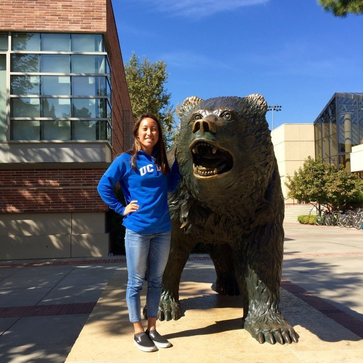 53.8 Butterflier, 1:01.6 Breaststroker, Amy Okada Commits to UCLA