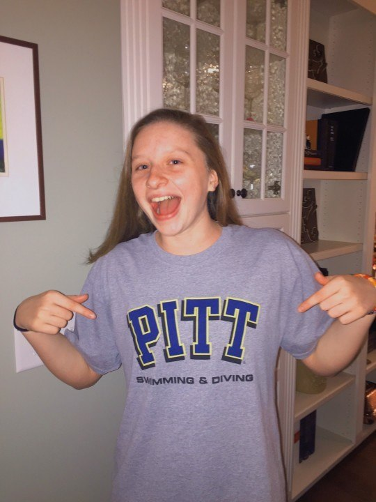 Marlins of Raleigh's Sarah Giamber Verbals to Pitt Panthers