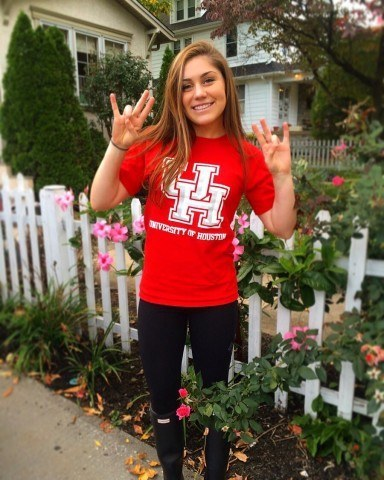 Hanna Blewett Houston Commit