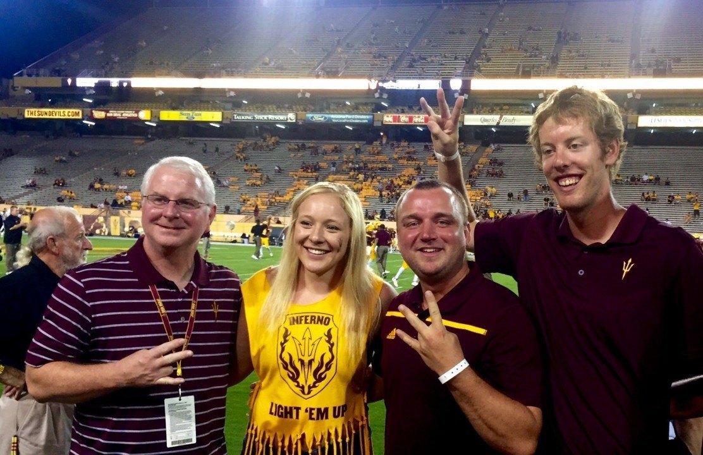 Andi Johnston Verbally Commits to Arizona State Women