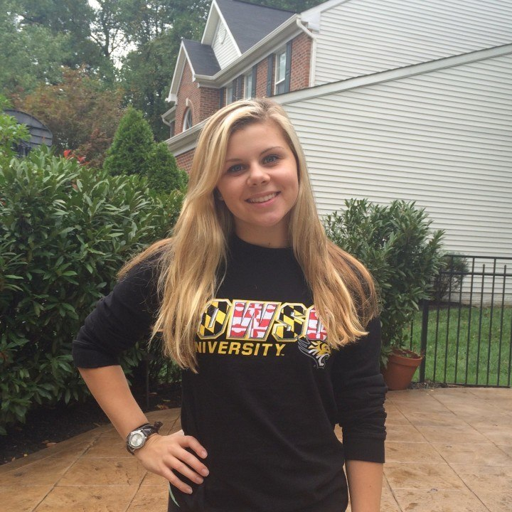 Towson Tigers Receive Verbal from NAAC Freestyler Rachel Hoban