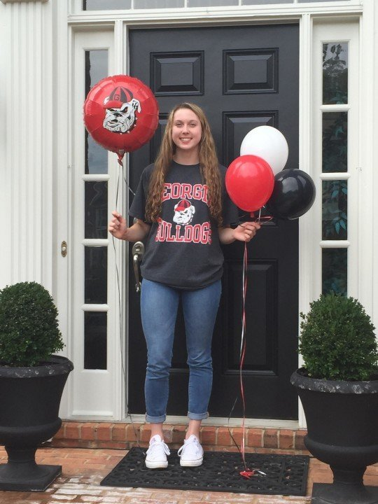 Georgia Restocking Breaststrokers With Verbal From Gold's Lexi Glunn