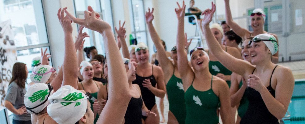 Mean Green Dominate Annual Pentathlon