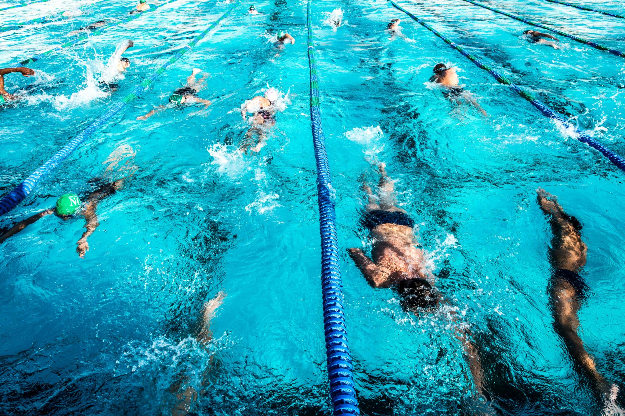 Pitt swimming diving overcomes bucknell - Bucknell university swimming pool ...