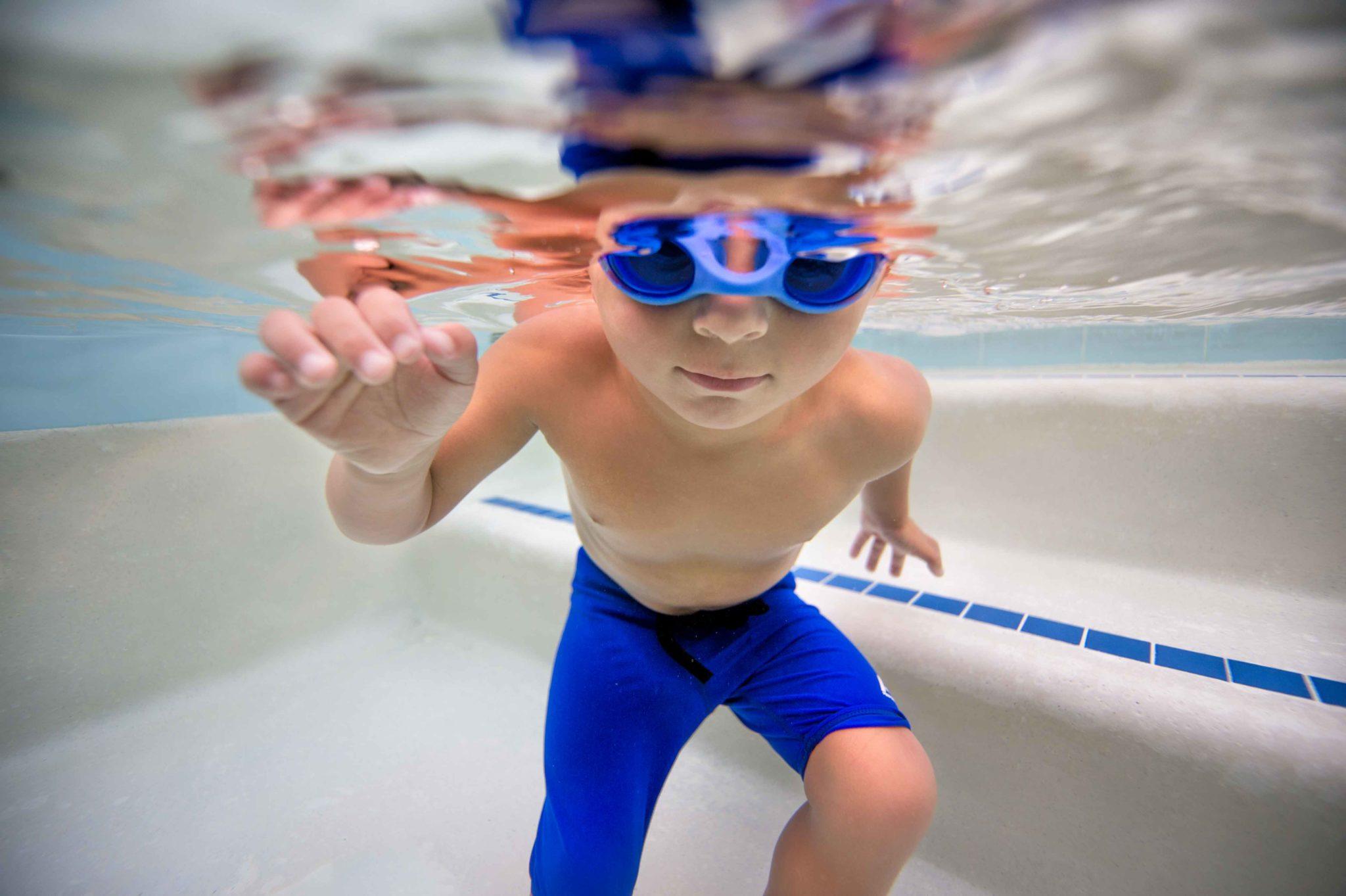 2018 World Clinic Program - Swimming Coach