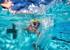 swim lesson - kids - age group stock by Mike Lewis (4 of 4)