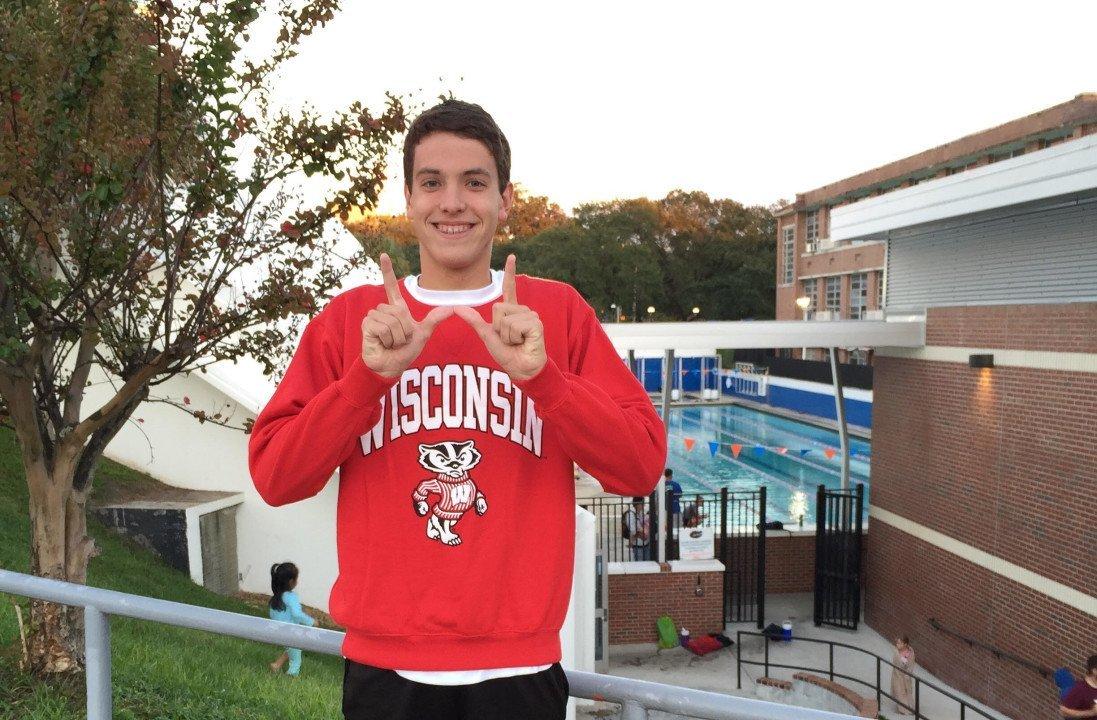 Olympic Trials Qualifier Eric Geunes Chooses Wisconsin Badgers