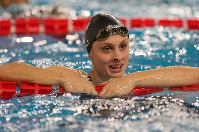 Katie Meili, courtesy of Domeyko Photography