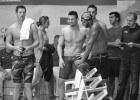 Jimmy Feigen, Marco Orsi, Cullen jones, courtesy of Domeyko Photography