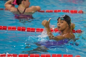 Vanderpool-Wallace Ties 50 Free Bahamian National Record In Bolzano