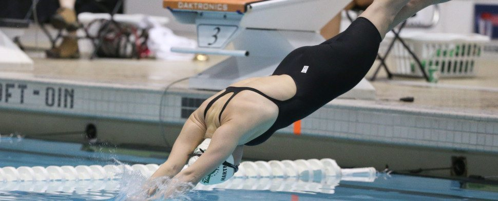 Marshall Takes Two Day Meet Over Cleveland State
