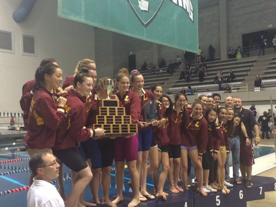 Lakeside (Seattle) High School Captures Washington 3A Title