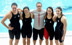 Canada To Send 26 Pool, 6 Open Water Swimmers To World Championships