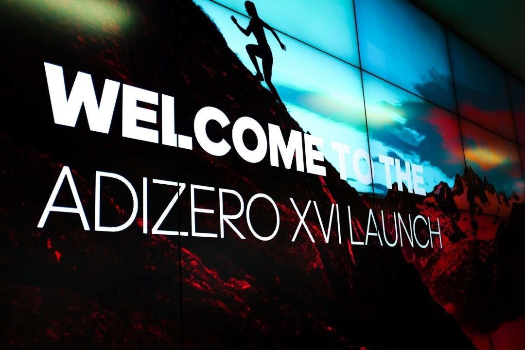 Adidas Swim stellt den Wettkampfanzug  AdiZero XVI vor