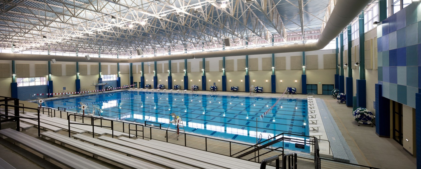 The Modern Competition Pool