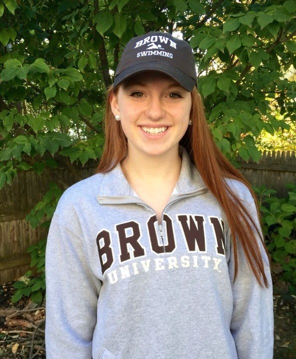 Massachusetts D2 State Record-Holder, Jessie Blake-West, Chooses Brown