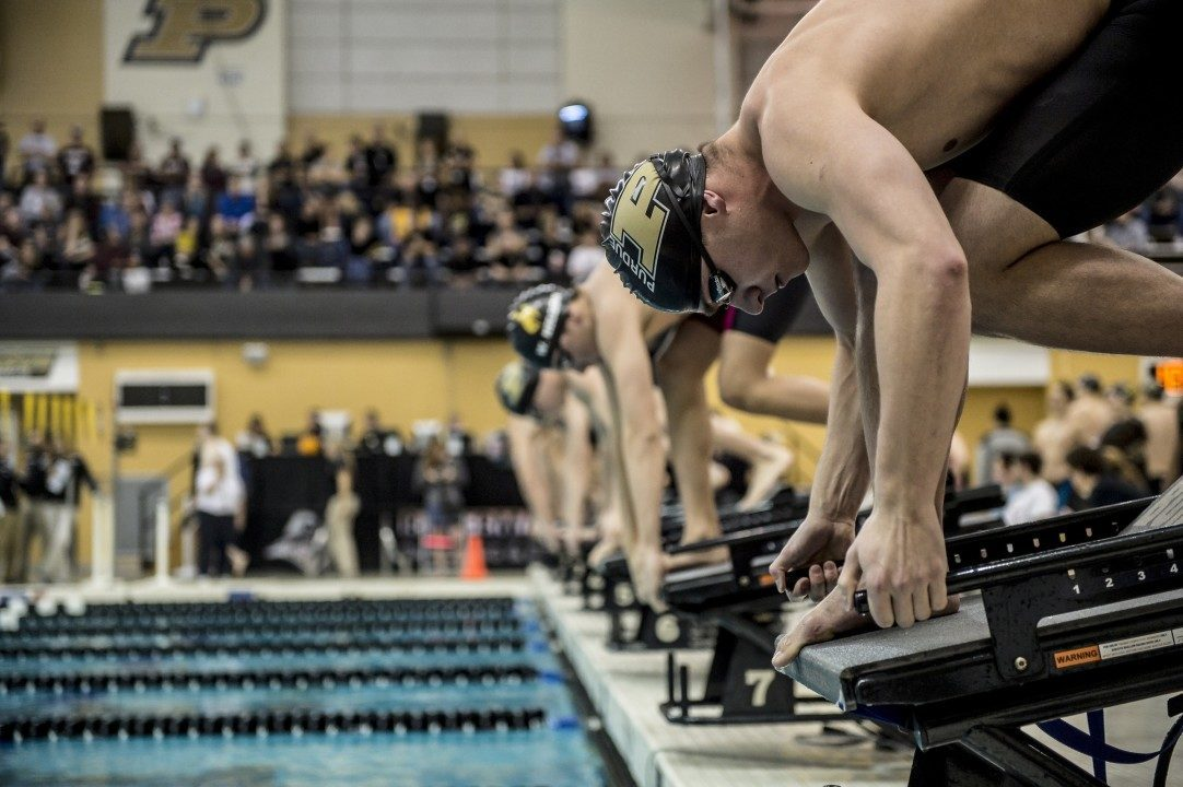 Purdue Cruises Past Michigan State in Big Ten Dual