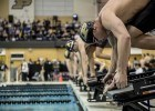 Joe Gardner Executes Perfect Breaststroke Flip Turns at Big Tens