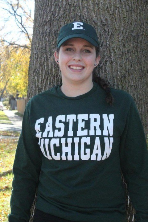 Claire Young Brings A-Final Potential to Eastern Michigan