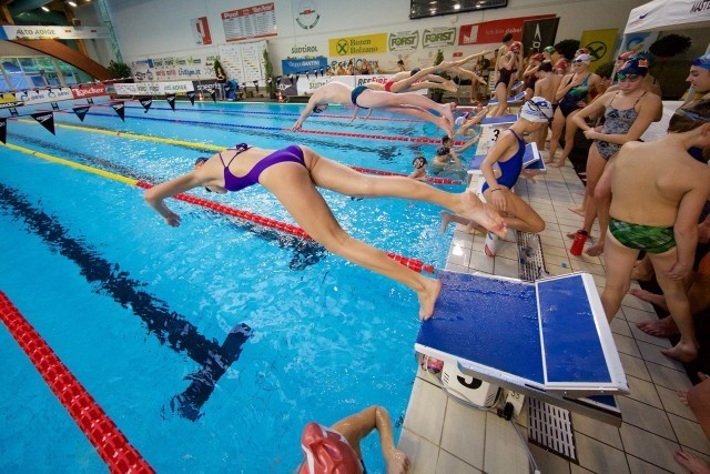 Clinic Swimmers Taking Off, Domeyko Photography