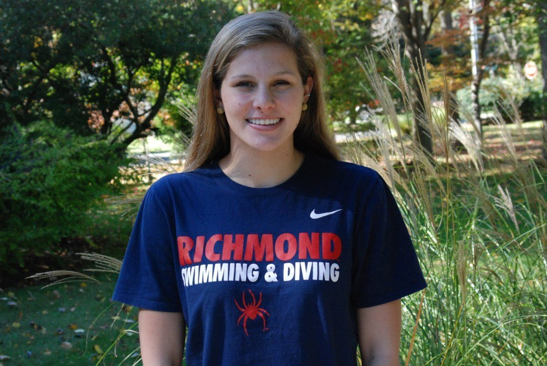 Lexie Gilbert Commits to University of Richmond