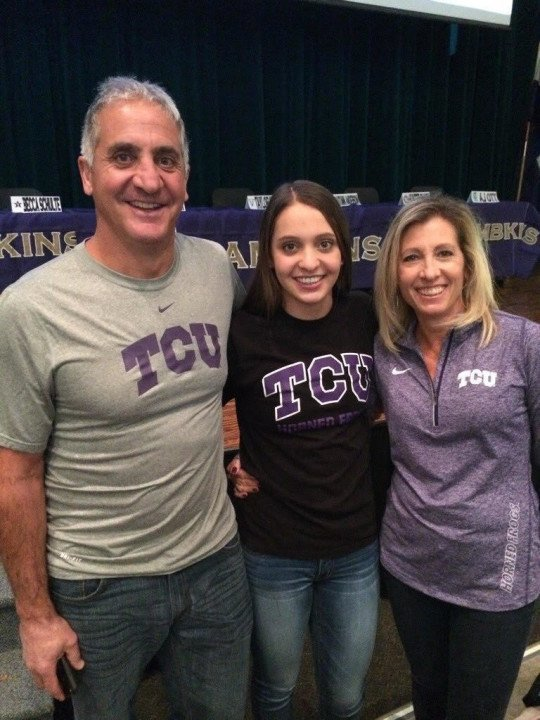 Multi-Talented Junior Nats Qualifier Elise Forzley Commits to TCU