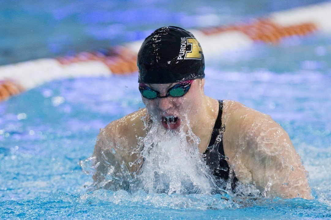 Purdue Men Defeat Eastern Michigan, Gold Team Wins Women's Intrasquad