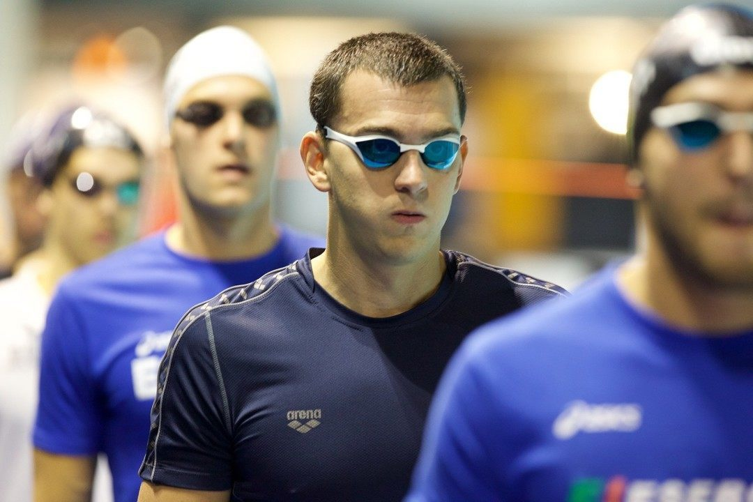 Cseh Hits 3rd-Fastest 100 Fly In World This Year At 2016 Euro Meet Day 3
