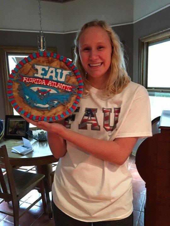 Nebraska State Finalist Holly Hopson Commits to Florida Atlantic
