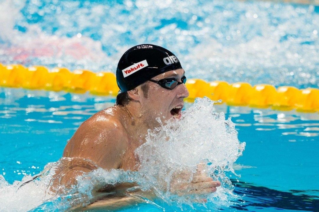 Top Schwimmer Hosszu, Belmonte, Hentke, Koch, Cseh beim Euro Meet