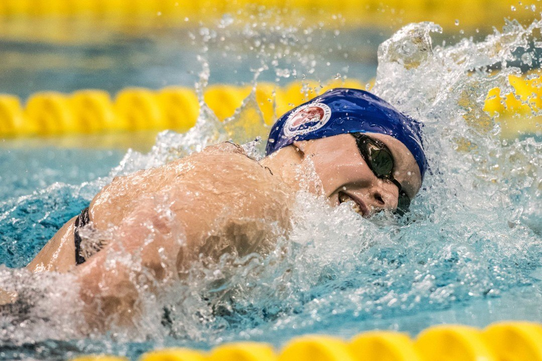 Ledecky, Dwyer Topping Pro Swim Series Points After Minneapolis